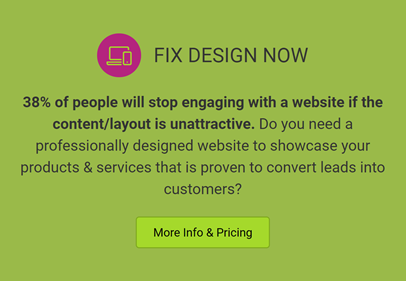 fixdesignnow service from fixnowmedia.com